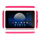 "iRULU 7"" eXpro X4 Tablet PC Android 5.1 Quad Core 16GB Dual Cams Pink w/ Case"