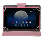 "iRULU 7"" eXpro X4 Tablet PC Android 5.1 Quad Core 16GB Dual Cams Pink w  Case"