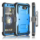 Samsung Galaxy J7 Sky Pro/J7 V/J7 Perx Refined Belt Clip Holster Hard Case Cover