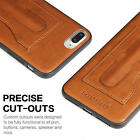Luxury PU Leather Card Case Kickstand Shockproof Cover For Apple iPhone 7&7 Plus