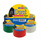 Bazic Assorted Solid color 1.89 inch x 10 yrd  duct tape Who