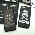 Silk Texture Star Wars TPU Soft case Cover phone case For iphone 6/6S/7/8 plus $4.82 CAD