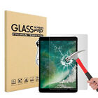"2017 Glass Screen Protector Front Case Cover For Apple iPad Pro 10.5"" Inch"