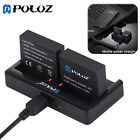 PULUZ 2-channel Charger for GoPro HERO4 /3+ /3 (AHDBT-301/201, AHDBT-401),PU132