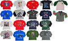 Mish Toddler & Little Boys Long Sleeve Graphic Tee Shirt Top Many Colors SZ 2-7