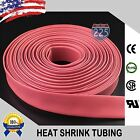 ALL SIZES  COLORS 25   100 FT Polyolefin 21 Heat Shrink Tubing Sleeving LOT