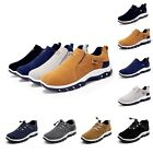 Men's Sports Trainers Outdoor Breathable Casual Sneakers Running Walking Shoes