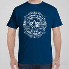 Funny T-shirt I JUST WANT TO GO TO MOUNTAINS - camping, outdoor