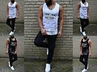 Surfing body training Fitness Boxing Tank-Top Cluwear Muskelshirt Party ClubWear