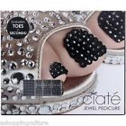 CIATÉ Jewel Pedicure Complete Kit CHRISTMAS TOES NAIL ART SPARKLE TOES JEWEL KIT