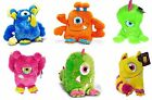 Keel Toys Monsterous Collection 25cm Plush Soft Toy Clearance Sale New 7 Colours