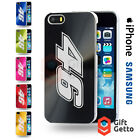 46 Doctor Valentino Rossi Engraved CD Phone Cover Case - iPhone & Samsung Models