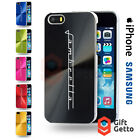 Lambretta LD GP Scooter Logo Engraved CD Phone Cover Case- iPhone Samsung Models