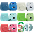 Kyпить Fuji Instax Mini 9 Fujifilm Instant Film Camera All Colors+ Case & 20 Film Sheet на еВаy.соm