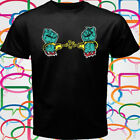 New Run The Jewels Bust No Moves Hip Hop Rap Black T-Shirt Size S to 3XL