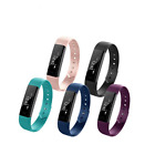 New Getfit Activity Tracker Health Sleep Monitor Alerts Interchangeable Bands