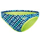 Speedo Women's Flipturns Long Island Low Rise Swim Briefs