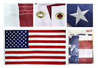 US American Flag - Embroidered Stars - Sewn Stripes - Durable Nylon by Shop72