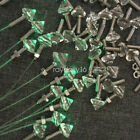 15mm 20mm Diamond Crystal Beads for PMMA Fiber Optic End Grow Light Decoration
