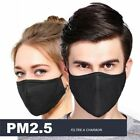 Masque protection respiratoire - Filtre Charbon Anti POLLUTION VIRUS GAZ