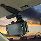 Universal 360° Rotating Car Visor Clip Mount Holder Bracket For Mobile Phone GPS