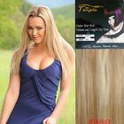 """7pcs/set 20"""" Full Head Clip in Remy Human Hair Extension 100% Real Human Hair"""