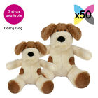 50 Darcy Dogs Cuddly Soft Toys Without Clothing Blank Plain Plush Gifts Bulk