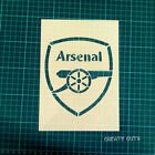 Arsenal reusable STENCIL / London Football team airbrush decoration