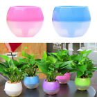 Flower Pots Basket Garden Balcony Home Decor Window Boxes Plant Care Pots Useful