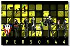 Poster Silk Shin Megami Tensei Persona 3 4 Game Room Art Wall Cloth Print 547