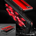 Luxury Aluminum Bumper + Back Case Protective Cover For Huawei P10 / P10 Plus