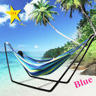 high quality chairs - Double Hammock With Steel Stand Portable Carrying Bag High Quality Outdoor Chair