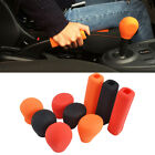 For Benz Smart Silicone Shift Gear Knob Cover + Hand Brake Skin Fortwo W451 W453