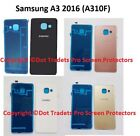 Kyпить Replacement Rear Back Glass Battery Cover for Samsung Galaxy A3 2016 (A310F) на еВаy.соm