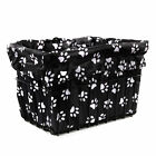 BICYCLE BASKET LINER - WEATHER FRIENDLY LINER FITS MOST STANDARD WIRE BASKETS