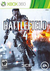 Battlefield 4 for Xbox 360 Brand New Factory Sealed