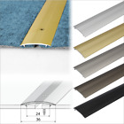 Carpet Cover Strip, Profile,Door Bar Trim - Gold/Silver/Shampagne/Black