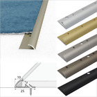 3m  Single Edge Carpet Profile,Door Bar Trim -Brass/Silver /Shampagne/Black
