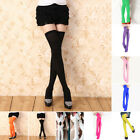 Ladies Over The Knee Thigh High Womens Stretch Girls Cotton Socks One Size 2017