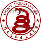 Dont Tread On Me,Molon Labe,2A,Come And Take It,Gadsden,Stickers,Vinyl Decal