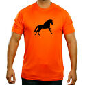 HORSE PRINTED T-SHIRT GREAT GIFT PRESENT