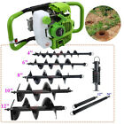 52cc hole digger ground drilling machine Earth drill  Tree Planting Gas power