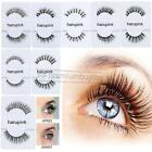 really long fake eyelashes - 1-60 Pairs 3D Natural False Eyelashes Thick Handmade Long Fake Lashes Makeup