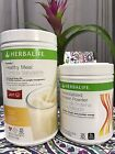NEW HERBALIFE FORMULA 1 HEALTHY MEAL SHAKE AND  PERSONALIZED PROTEIN POWDER $61.95 USD on eBay