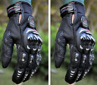 Motorcycle Motocross Scooter MTB Cycling Protective Gloves Touchscreen Gloves