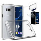 Slim Transparent Crystal Clear Soft TPU Case For Samsung Galaxy Note 8/S8/Plus