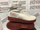 Nike Air Force 1 Sf Af1 Mid Ivory Mars Stone Special Field 917753-100 8.5 To 11