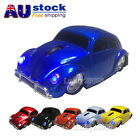 New 2.4Ghz wireless Mouse Optical VW Beetle Car Mice for Laptop PC USB Dongle AU