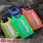 UK 2L-20L Waterproof Pouch Camping/Dry Bag for Kayaking Canoeing Rafting Swim