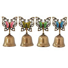 Butterfly Springy Shopkeepers Door Bell Store Entry Door Chime Home Decoration